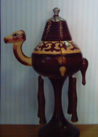 Camel Jewelry Box