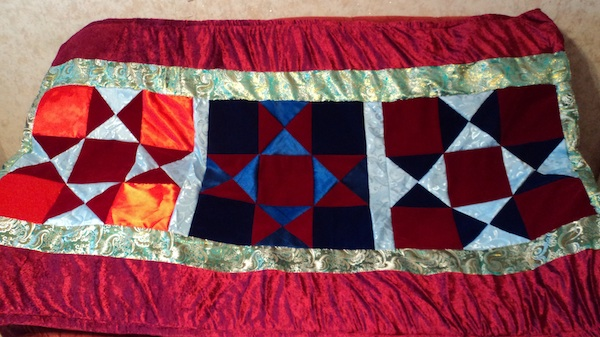 Kazakh Quilt Made to Order