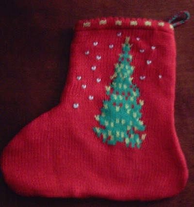 Kazakh Stocking - Traditional